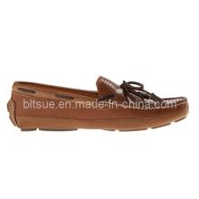 Economic Fashion Leather Boat Shoes