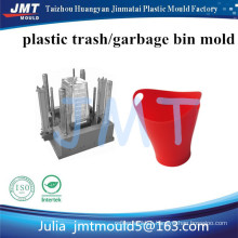 plastic garbage can with wheels