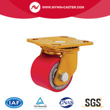 Schwenkplatte Low Center Industrial Caster