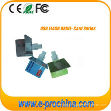 Custom USB Drive with Your Logo Both Sides for Free Sample