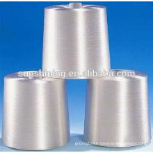 Fil de filaments de rayonne viscose 120D / 30F