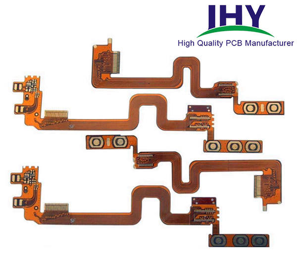 High-Quality Gold Finger Flexible PCB Board Custom FPC Fabrication