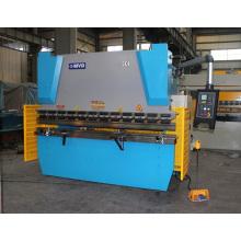 3 Achsen 63t / 2500 CNC Abkantpresse mit Delem Da52s CNC Abkantpresse 63 Tonnen