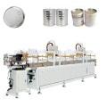 Blechdose Box Container Herstellung Maschine Produktionslinie