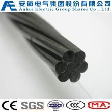 7no. 8AWG, Conducteurs d'acier plaqué concentré en aluminium stratifié, ASTM B416