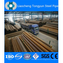 SCH40 verzinktes nahtloses Stahlrohr