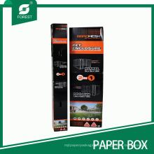 Caja de empaquetado del papel acanalado del recinto del animal doméstico del artículo de gran tamaño durable