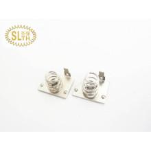 Primaveras de compresión por encargo del acero inoxidable del alambre de la música por encargo (SLTH-CS-013)