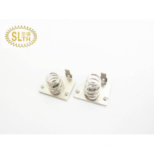 Molas de compressão de aço inoxidável feitas sob encomenda da alta qualidade da música (SLTH-CS-013)