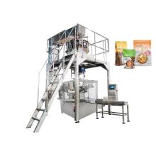 Machine à emballer rotatoire de granule de sac de premade