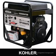 Fabrication de générateur de courant chaud 13kw (EF13000)