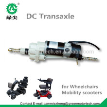 Transzaxle 24В постоянного тока с мотор для электрический скутер