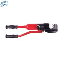 Herramienta de engarzado manual del crimpador de cable hidráulico terminal de mano de ahorro de mano de obra