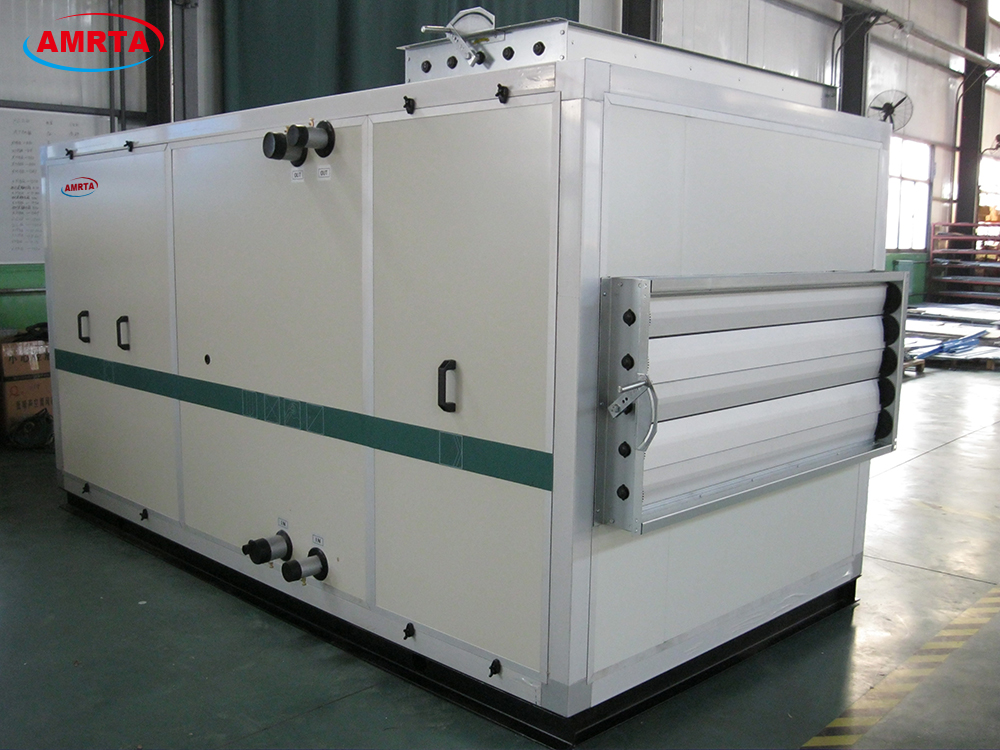 Chemical Heat Exchange Fresh Air Handling Unit AHU