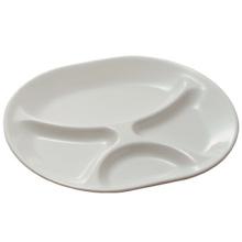 Melamine 4-Divided Plate/Melamine Dinnerware (WT804)