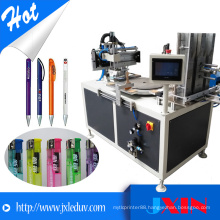 Automatic pneumatic Carousel Rotary Silk Screen Printing Machine for Lighter Making Machinery