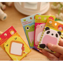 Cute Sticky Notes, Different Shapes for Advertising