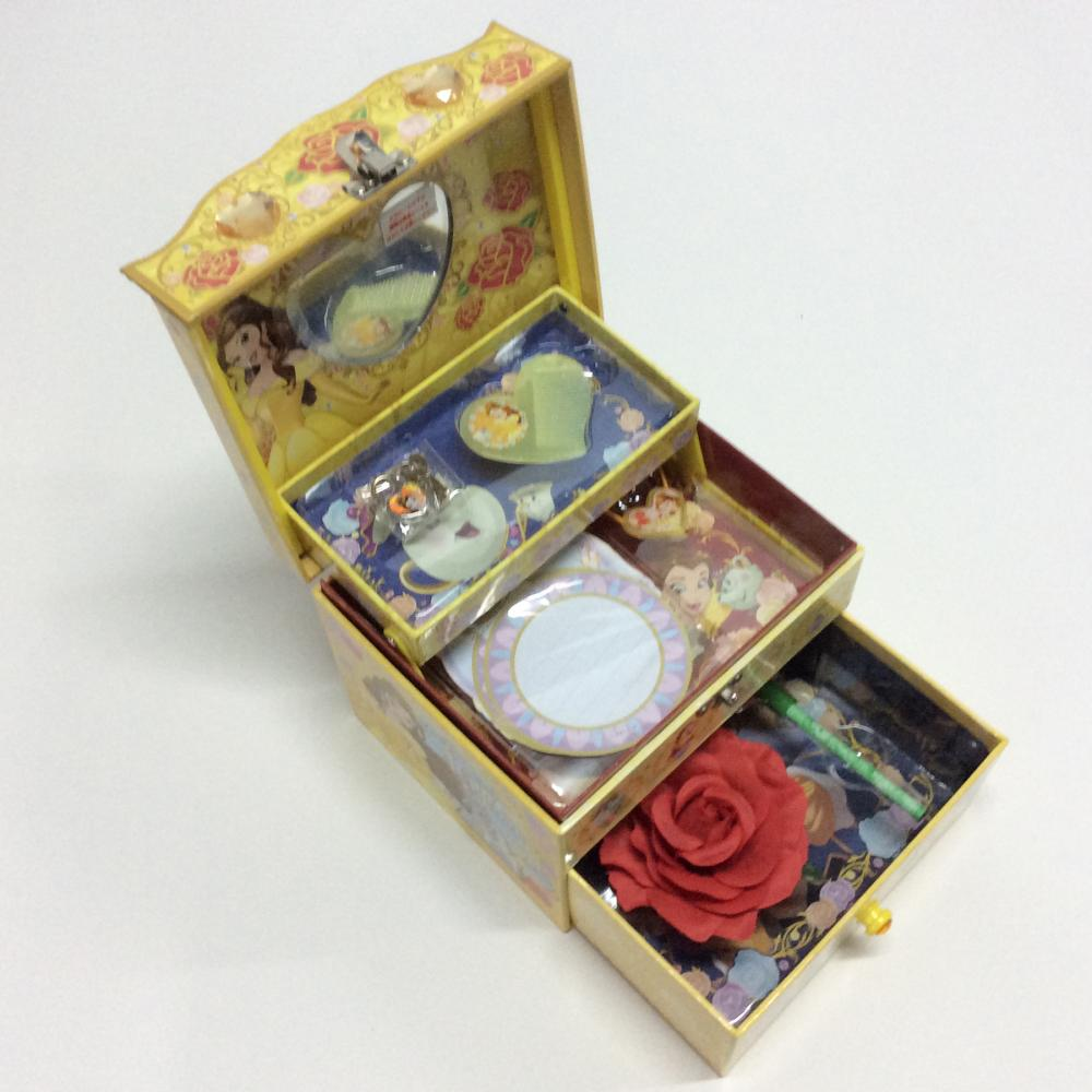 paper diamond princess style storage box