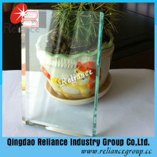 3-15mm Clear Tempered Glass for Windows/ Doors /Tables