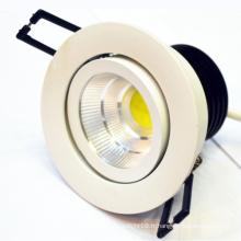 Projecteur à LED blanc super brillant et lumineux à l'avant-garde 1000 lumen