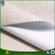 Blackout tecido de poliéster para uso doméstico têxtil