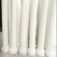 Alumina Carbon Submerged Entry Nozzle For Steel Casting