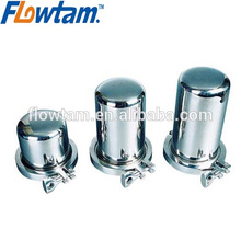 Filtre respiratoire sanitaire en acier inoxydable