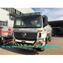 Hot Sale Foton Auman 20000 litres de camions-citernes lourds / camions de transport d'huile exportés vers le Turkménistan