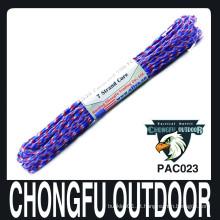 2015 novos produtos coloridos 550 pulseira paracord