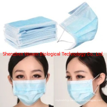 Disposable Non Woven 3D Face Mask for Pollution