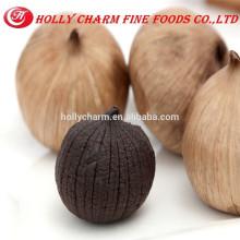 La nourriture chinoise antioxydante chinoise, l'ail noir fermenté