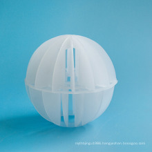 PP 25mm 38mm 50mm Plastic polyhedral floating water ball for waste water treatment