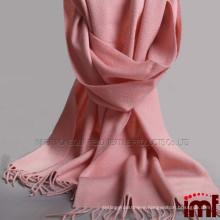Feeling Lady Long Plain Color Wool Pashmina Scarf