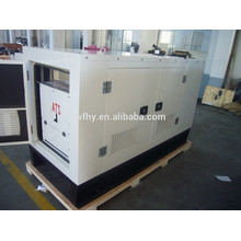 silent type diesel generator 10kva 220v single phase