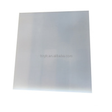 0.5 mm 1mm 2mm 3mm 4mm hot stamping silicone rubber sheet food grade gel silicone rubber sheet