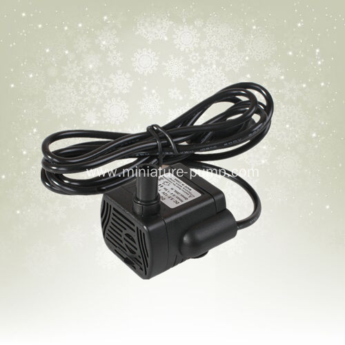 Solar mini submersible pump DC12V brushless dc water pumps