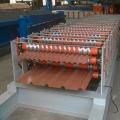 Профилегибочная машина для производства кровельных листов Hky