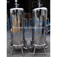 304 filtre à membrane microporeuse sanitaire pour liquide haut de gamme