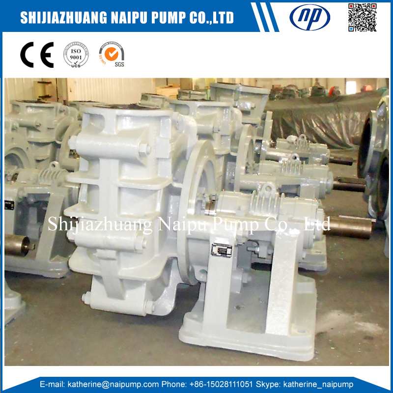 10 8 Ahr Rubber Pump