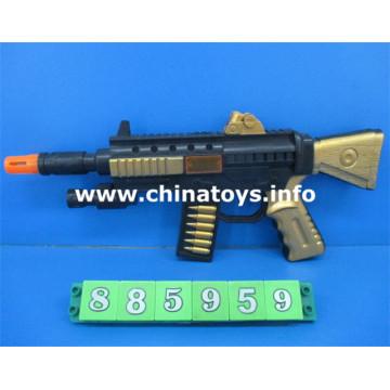 Pistolet à étincelles en plastique pour enfants (885959)