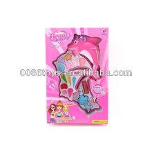 Три слоя с фигуркой для дельфинов, косметичка для детей, игрушка для девочек