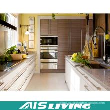 Fabricación Precio Inicio Diseño Muebles de gabinetes de cocina personalizados (AIS-K352)