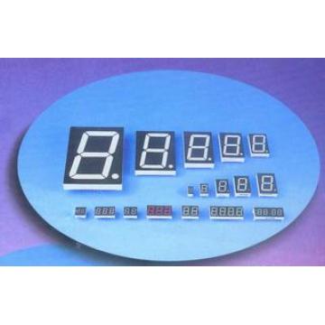Display de 3 dígitos 7 segmentos (GNT-2831Ax-Bx)