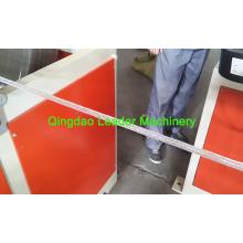 Mangueira reforçada do PVC, máquina flexível da extrusão da mangueira do PVC