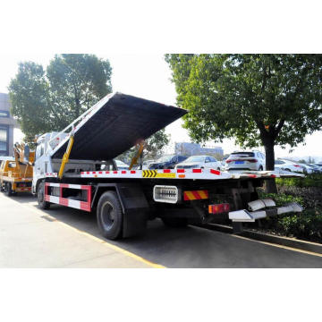Dongfeng Car Towing Wreck Truck