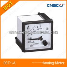 HOT analog current panel meter
