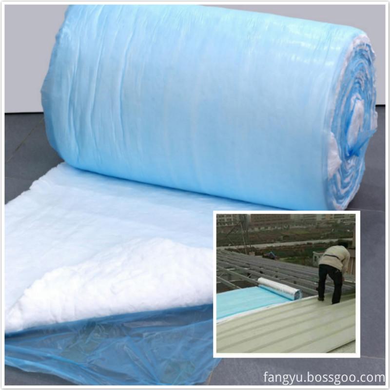 Formaldehyde Free Glass Wool