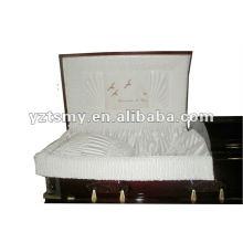 décoration d'intérieur de cercueil
