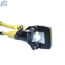 Alicates hidráulicos da compressão do cabo atrativo do estilo / frisador elétrico da ferramenta de friso do talão