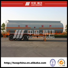 Vente chaude du camion de semi-remorque cryogénique Réservoir LNG